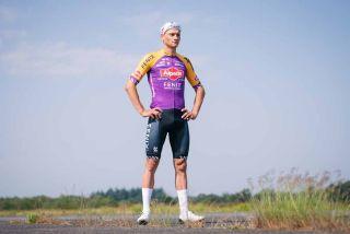 Mathieu van der Poel is making his Tour de France debut