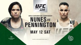 UFC 224 live stream