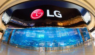LG Unveils World's Largest OLED Video Wall