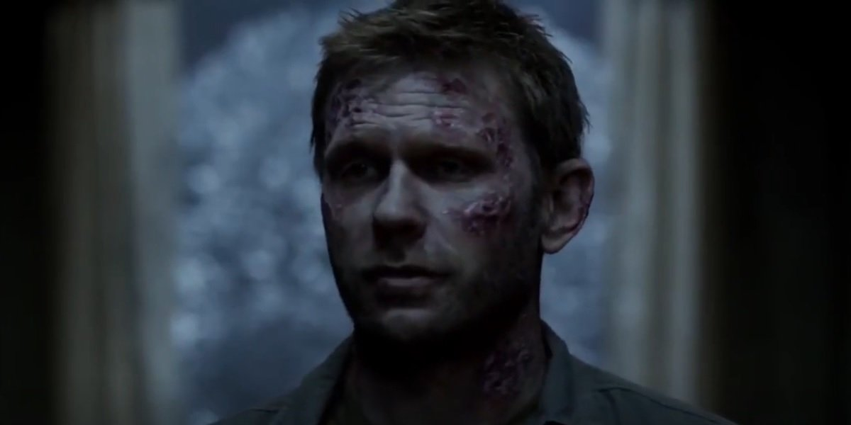 Mark Pellegrino in Supernatural