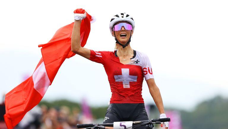 Jolanda Neff wins Olympic gold
