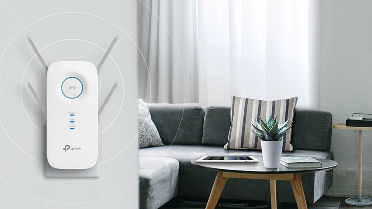 How to install a Wi-Fi range extender