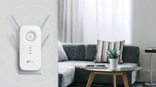 augmenter la portée de la connexion wi-fi