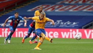 Crystal Palace v Everton – Premier League – Selhurst Park