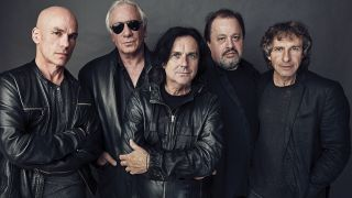 Marillion press shot