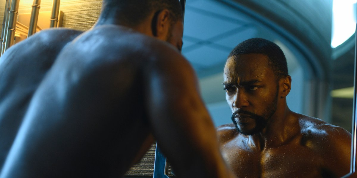 Following Altered Carbon's Cancellation, Anthony Mackie Has Another Netflix Movie Lined Up
