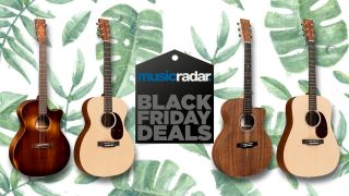 Martin Black Friday dealsAce Martin Black Friday deal: save up to $200 on Special X1 and 15ME Streetmaster acoustic-electrics