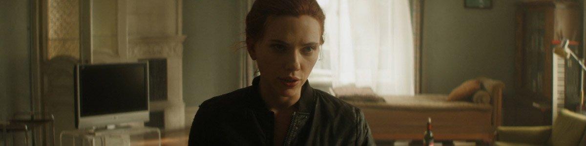 Black Widow Scarlett Johansson in Black Widow