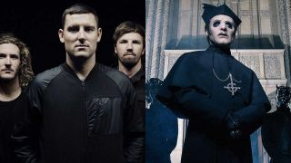 Parkway Drive vs Ghost