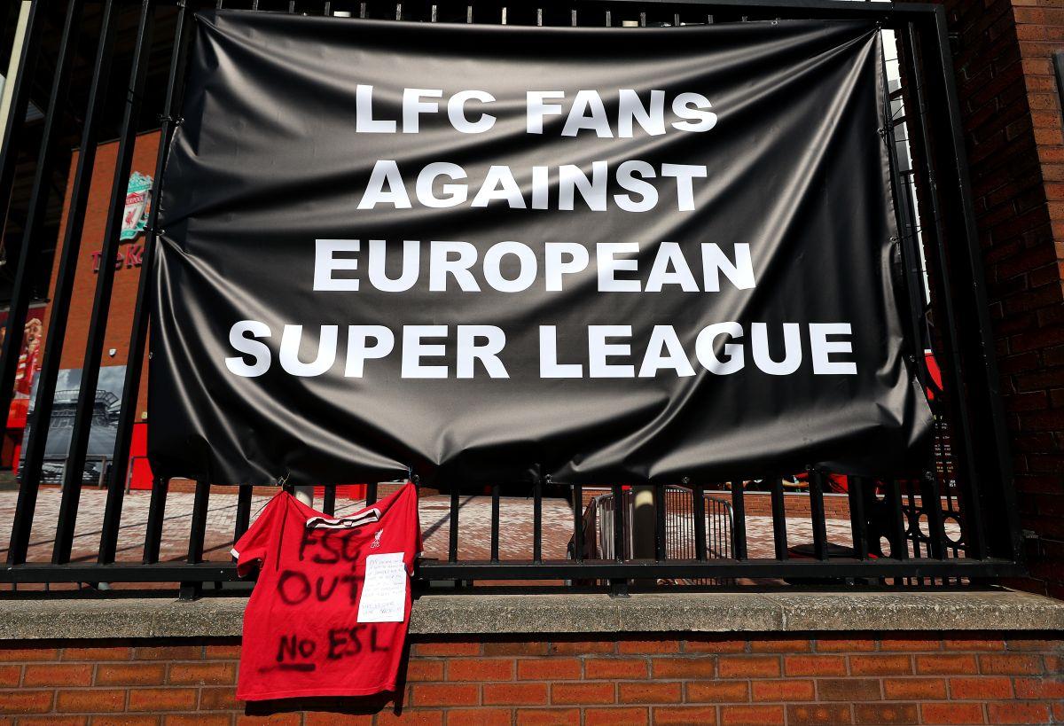 LaLiga president sees breakaway European Super League idea as 'a bit of a joke'