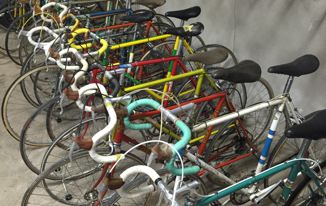 These 150 Vintage Italian Racing Bikes Could Be Yours For Just 52 000 Cycling Weekly