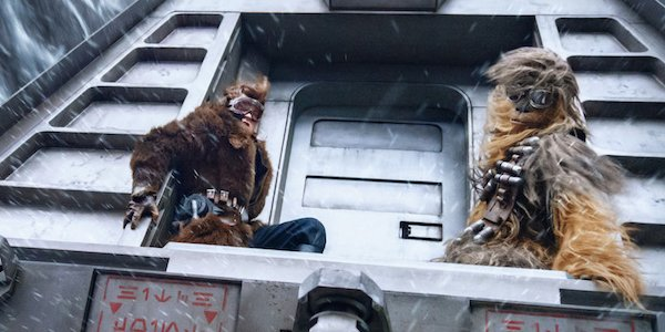 Han and Chewie Solo A Star Wars Story