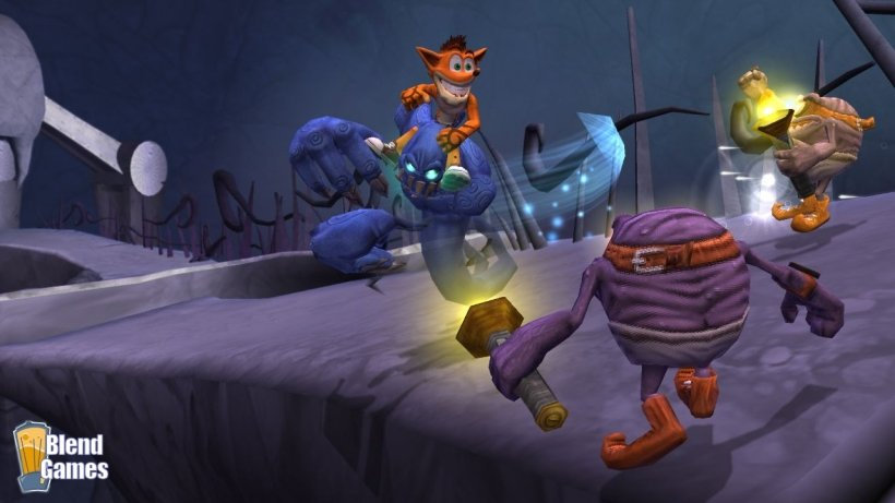 Crash Bandicoot: Mind Over Mutant Now Available For Xbox 360, Wii #3875