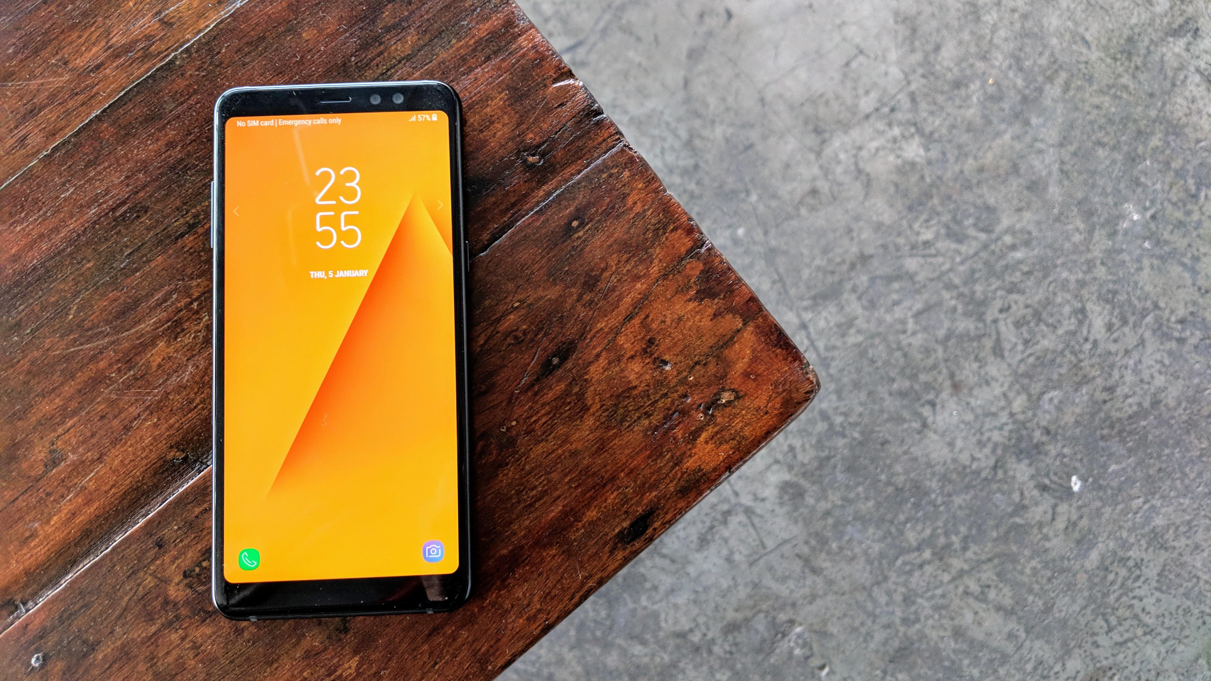 Samsung Galaxy A8+ review | TechRadar