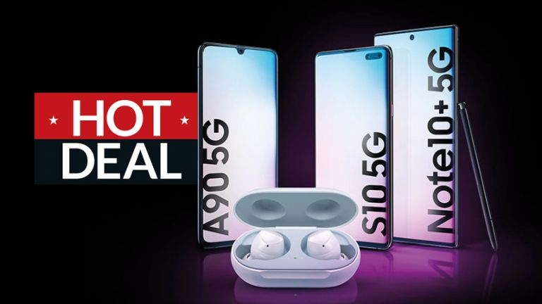 Samsung Galaxy Buds now FREE in Black Friday-quality Note 10, S10 and A90 deal