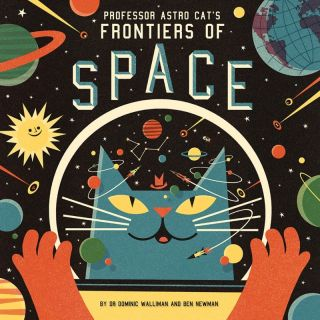 book cover for Professor Astro Cat's Frontiers of Space