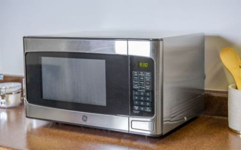 Ge Jes1145shss Review For A Small Microwave