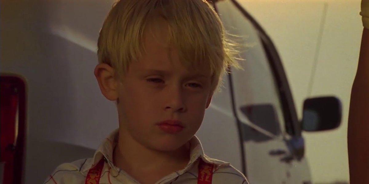 Macaulay Culkin in Rocket Gibraltar
