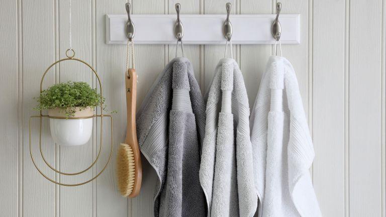 Scooms Egyptian Cotton bath towels