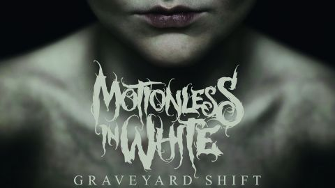 Cover art for Motionless In White - Graveyard Shift album
