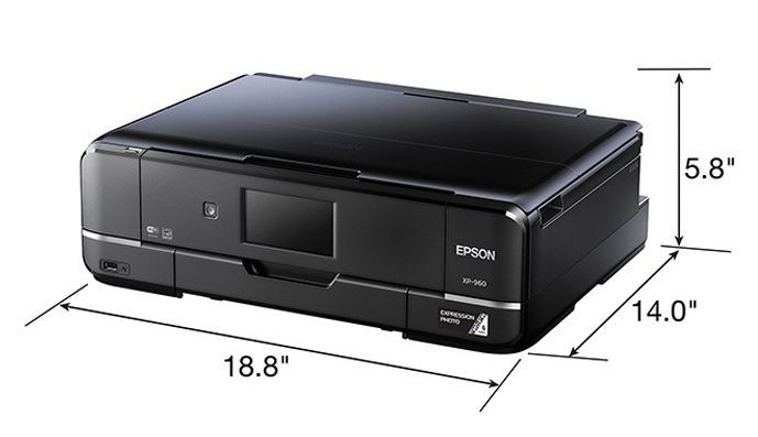 Epson Expression XP-960 Review - Pros, Cons and Verdict | Top Ten