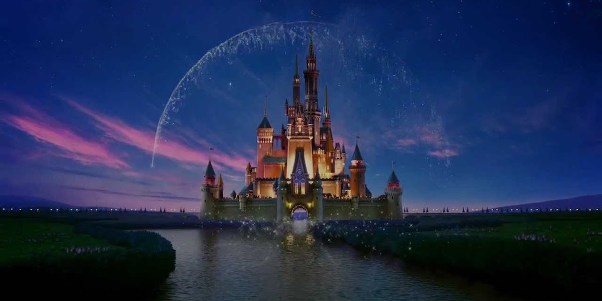 Disney castle logo