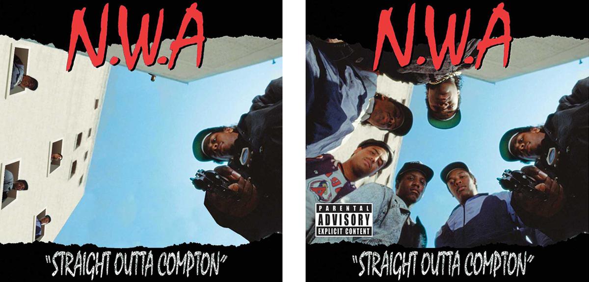 Nwa Cover Album