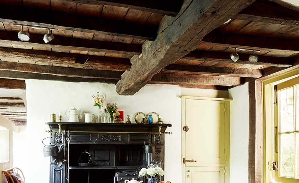 Repairing Or Replacing Timber Beams Real Homes