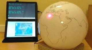 Raspberry Pi Satellite Tracker
