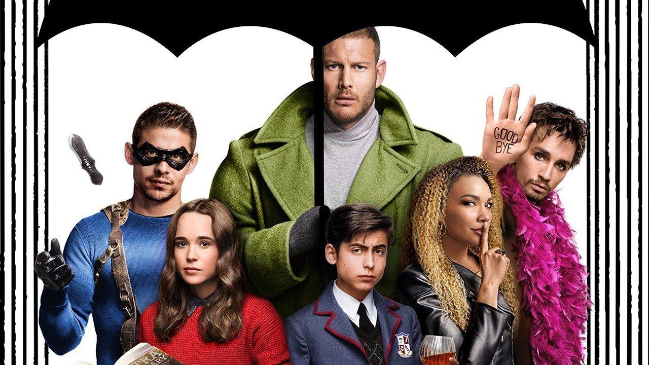 Résultat d'image pour Umbrella Academy Saison 2: date de sortie et autres mises à jour sur Netflix