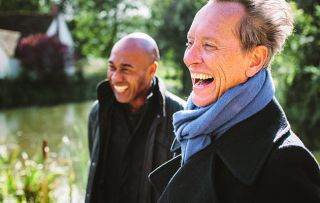 Actor and writer Richard E Grant is this week's ambling art appreciator, joining curator Gus Casely-Hayford for a Constable-inspired stroll.