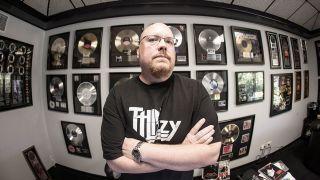 Metal Blade Records founder Brian Slagel