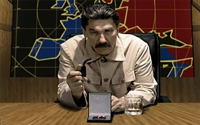 Gene Dynarski, who played Stalin in Command & Conquer: Red Alert, has died