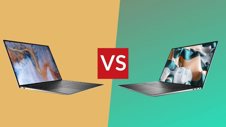 Dell XPS 13 vs Dell XPS 15