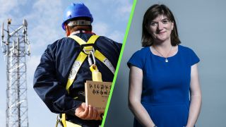 Nicky Morgan MP, head of the Department for Digital, Culture, Media and Sport (DCMS).