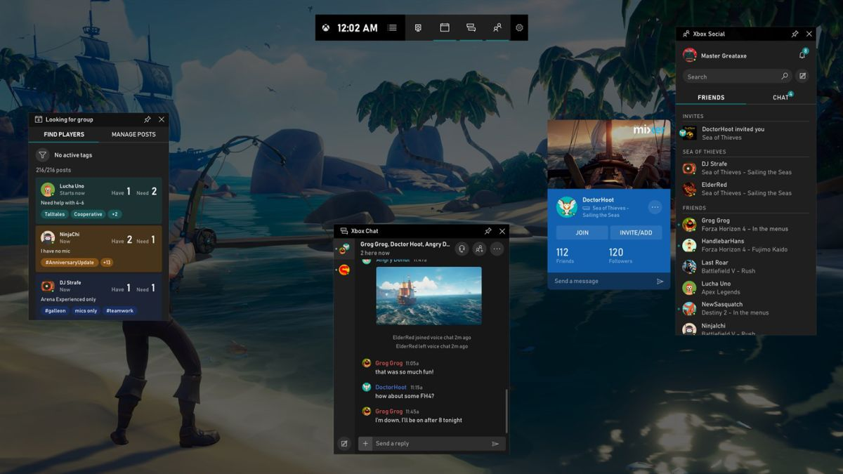 Windows 10 Game Bar gets cool new features including frame-rate counter