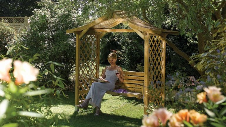the best wooden garden furniture