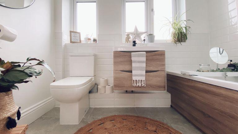 Essex bathroom makeover