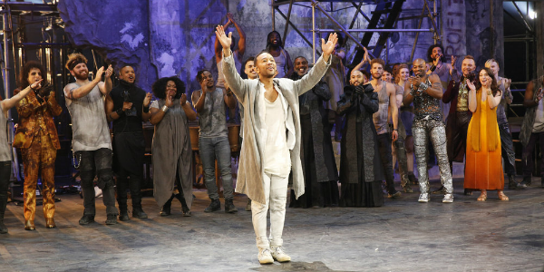 John Legend in Jesus Christ Superstar
