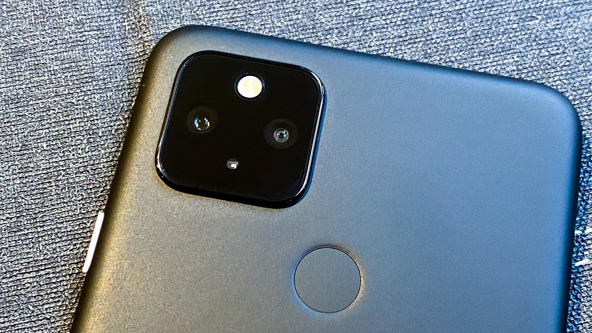 Pixel 5a: Pixel 4a 5g