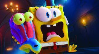 Sponge on the Run