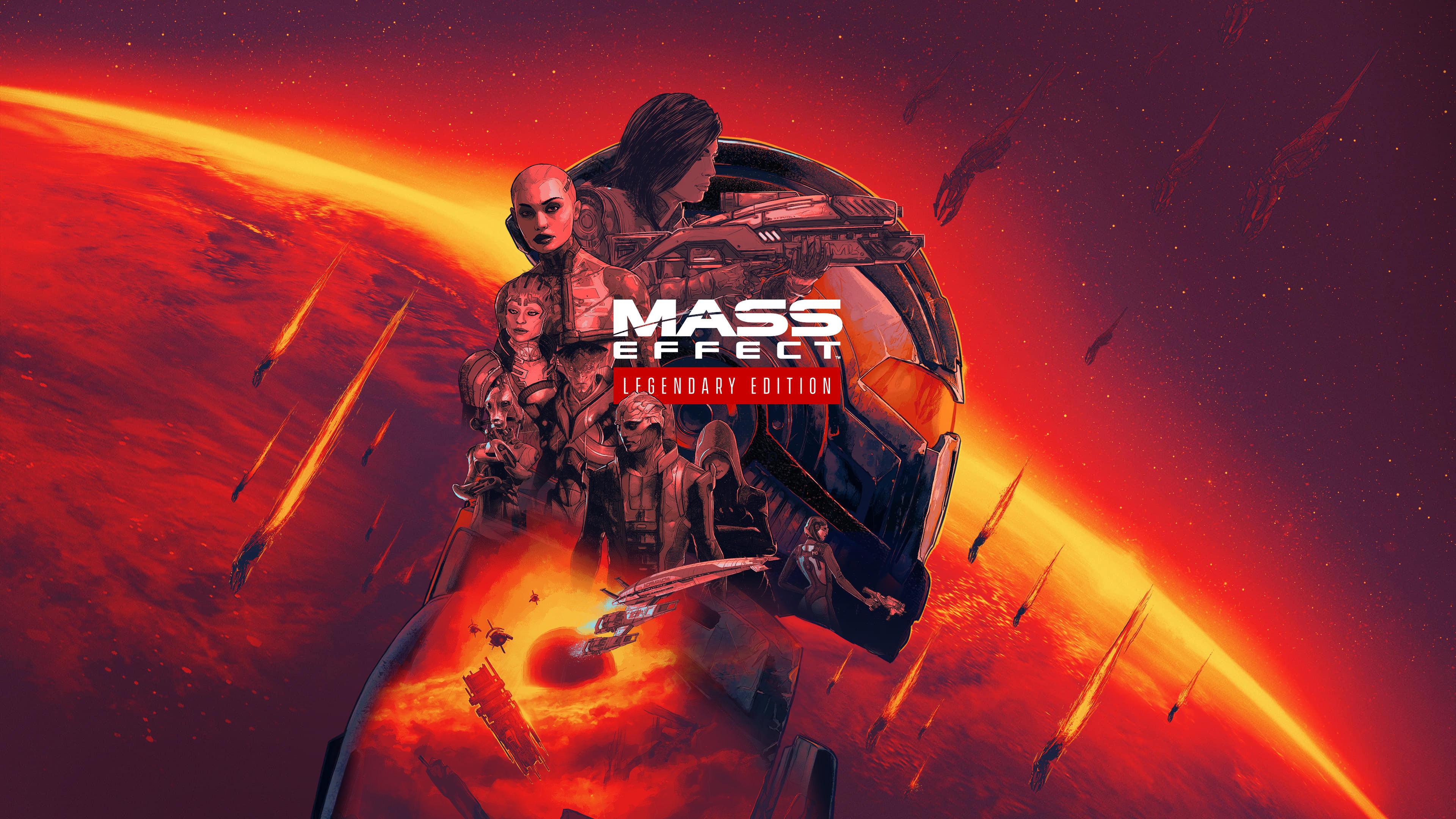 Mass Effect: Legendary Edition wallpaper