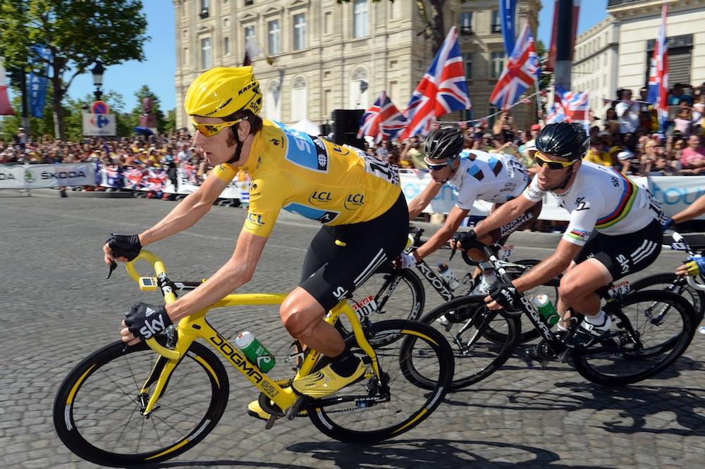 Tour de France - Estágio 20