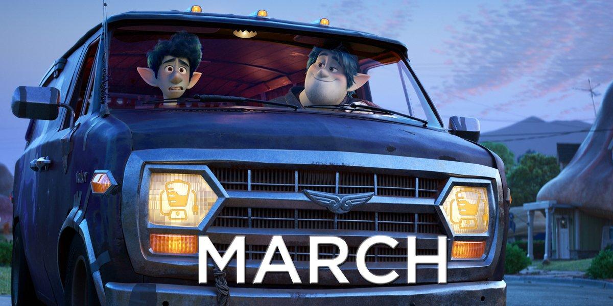 Onward March 2020