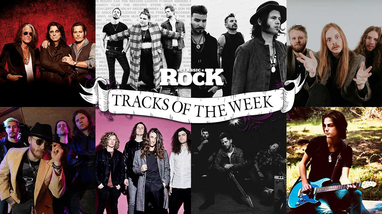 Tracks of the Week: new music from Hollywood Vampires, Rival Sons and more