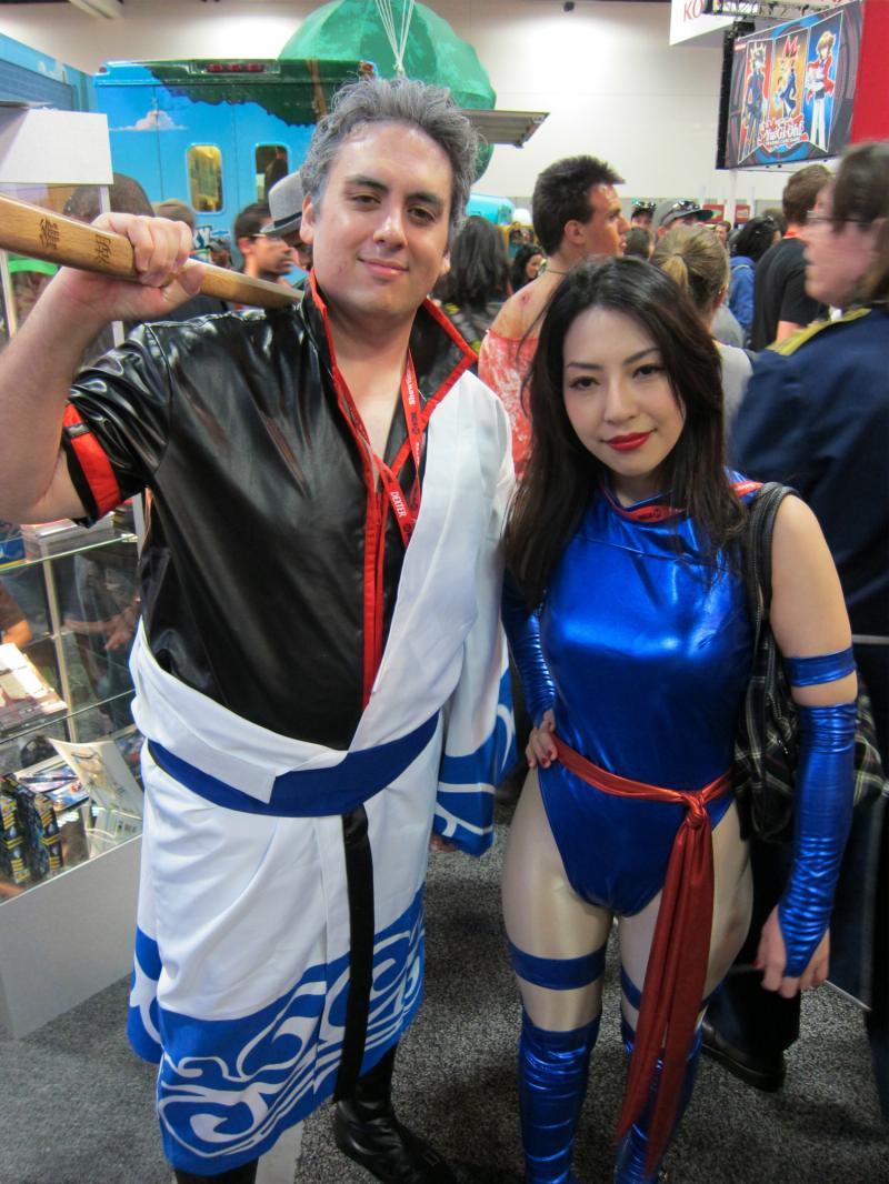Comic Con 2011: The Best Costumes Of Day 4 #4947