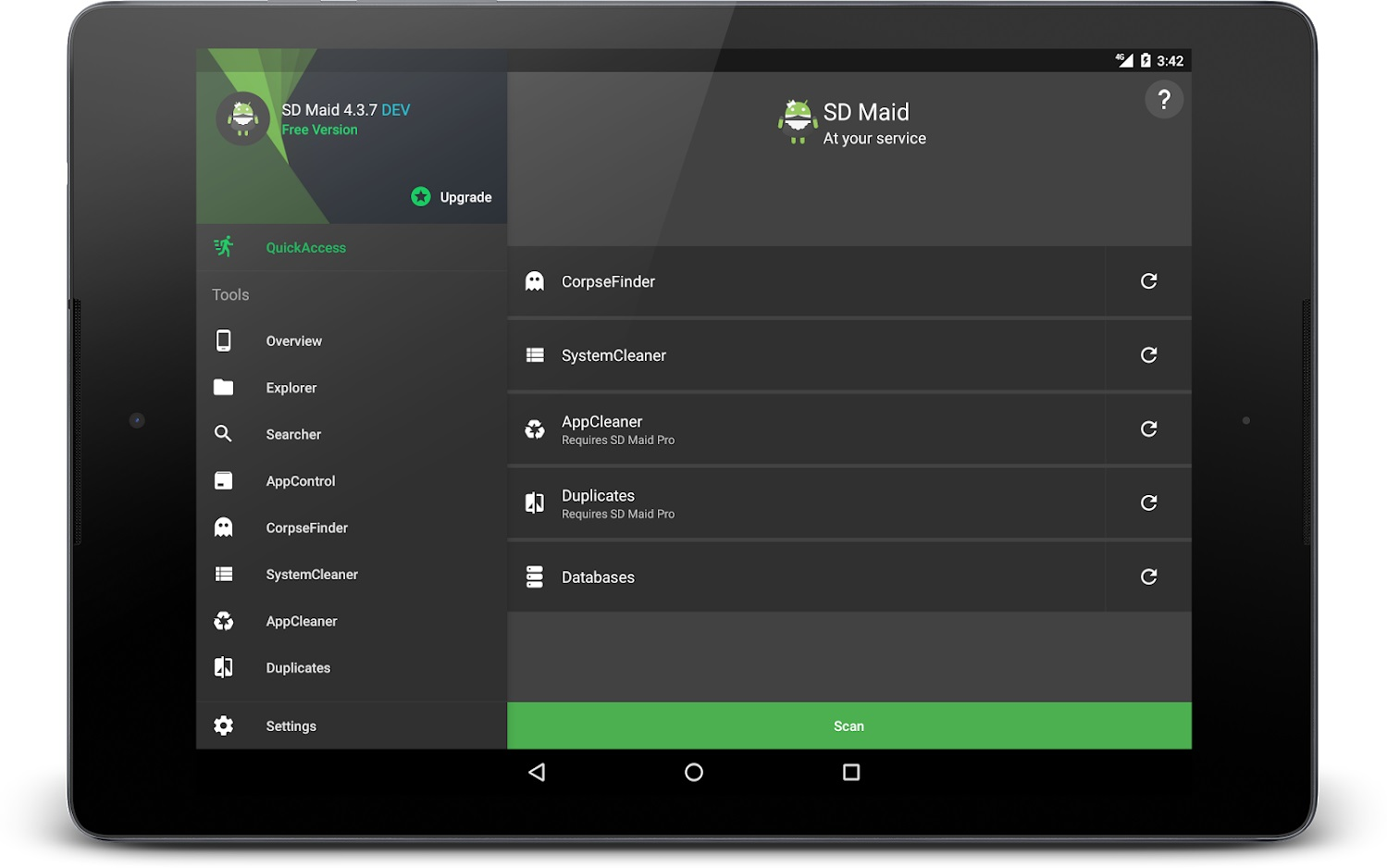 best root apps: SD Maid