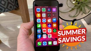 iPhone SE deal