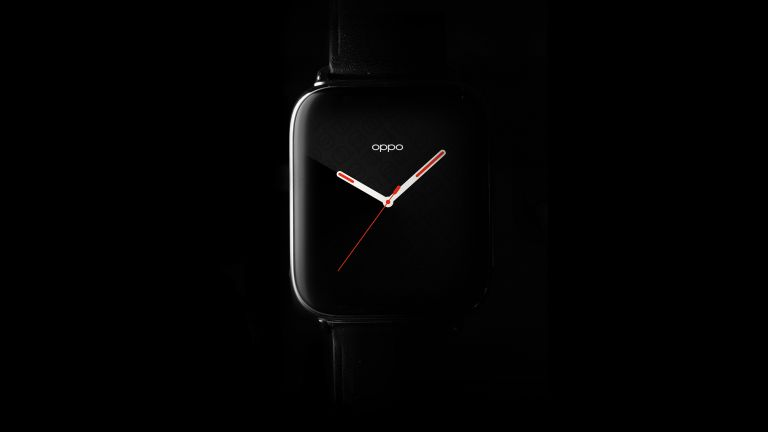 Oppo's first smartwatch could be an Apple Watch killer
