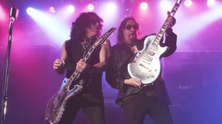 Paul Stanley & Ace Frehley